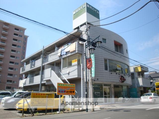 埼玉県さいたま市見沼区、土呂駅徒歩31分の築27年 3階建の賃貸マンション