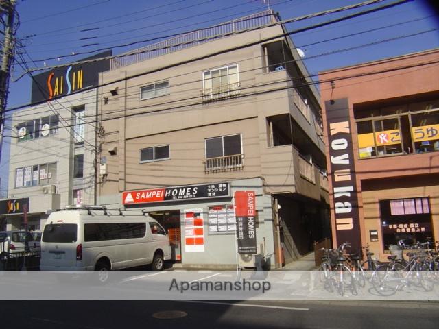 埼玉県さいたま市見沼区、東大宮駅徒歩3分の築37年 3階建の賃貸マンション