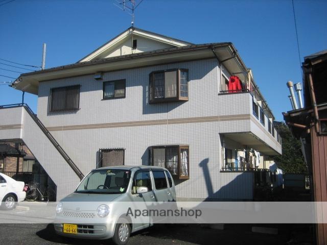 埼玉県上尾市、東大宮駅徒歩7分の築23年 2階建の賃貸マンション