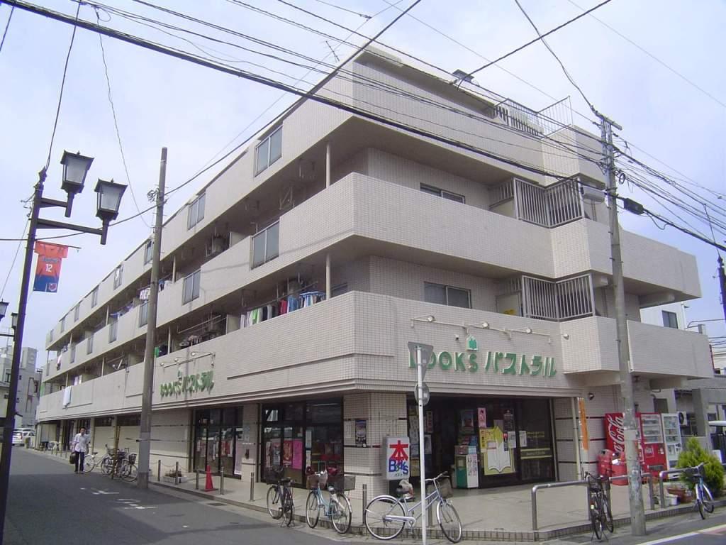 埼玉県さいたま市見沼区、東大宮駅徒歩2分の築28年 4階建の賃貸マンション