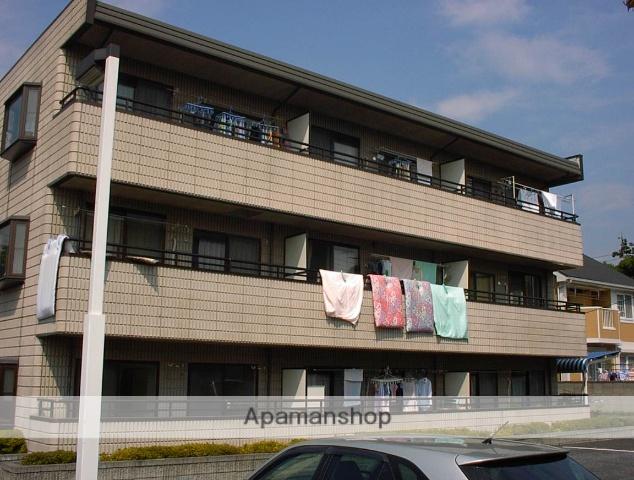 埼玉県上尾市、東大宮駅徒歩12分の築24年 3階建の賃貸マンション