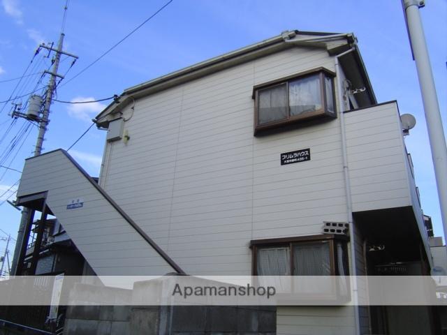 埼玉県さいたま市見沼区、東大宮駅徒歩7分の築24年 2階建の賃貸アパート