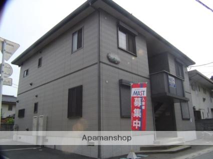 埼玉県さいたま市見沼区、土呂駅徒歩22分の築14年 2階建の賃貸アパート