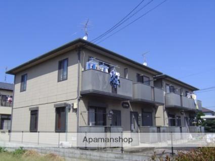 埼玉県さいたま市見沼区、大和田駅徒歩15分の築18年 2階建の賃貸テラスハウス
