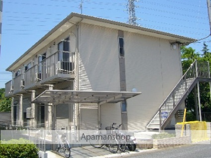 埼玉県北足立郡伊奈町、伊奈中央駅徒歩17分の築12年 2階建の賃貸アパート
