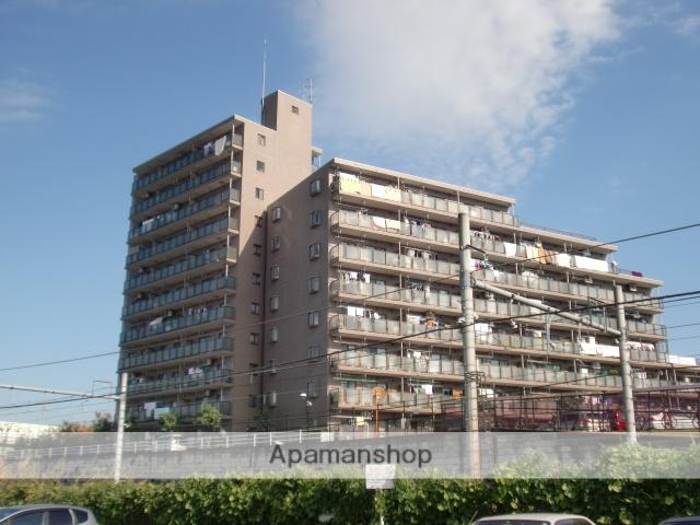 埼玉県上尾市、東大宮駅徒歩24分の築24年 11階建の賃貸マンション