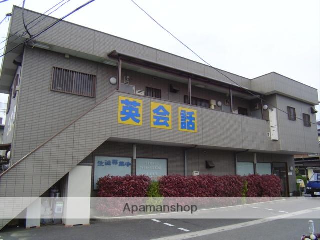 埼玉県上尾市、原市駅徒歩7分の築17年 2階建の賃貸アパート