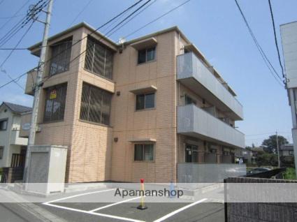 埼玉県さいたま市見沼区、大宮駅バス32分風渡野下車後徒歩6分の築13年 3階建の賃貸マンション