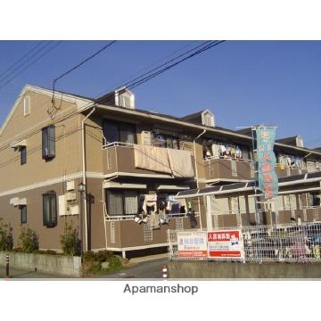 埼玉県北足立郡伊奈町、蓮田駅徒歩23分の築23年 2階建の賃貸アパート