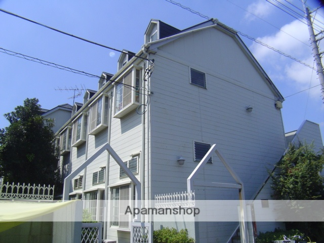 埼玉県さいたま市岩槻区、東岩槻駅徒歩5分の築30年 2階建の賃貸アパート