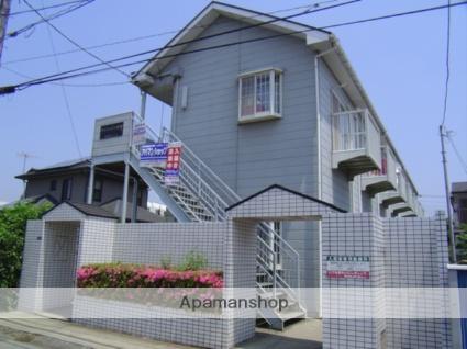 埼玉県さいたま市岩槻区、岩槻駅徒歩17分の築26年 2階建の賃貸アパート
