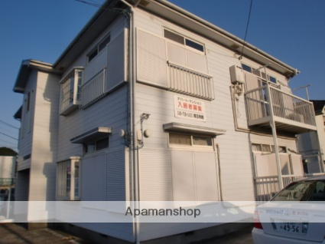 埼玉県蓮田市、蓮田駅徒歩6分の築25年 2階建の賃貸アパート
