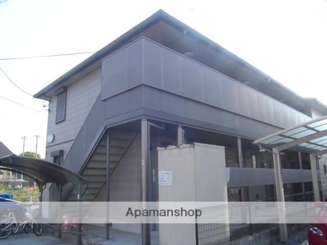 埼玉県さいたま市見沼区、七里駅徒歩9分の築14年 2階建の賃貸アパート