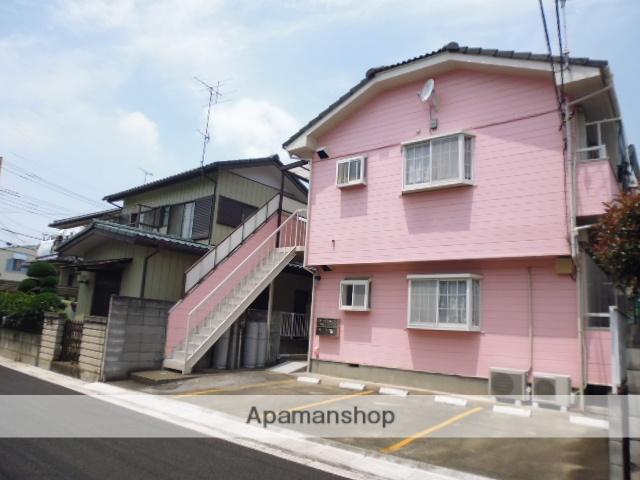 埼玉県さいたま市見沼区、東大宮駅徒歩16分の築29年 2階建の賃貸アパート