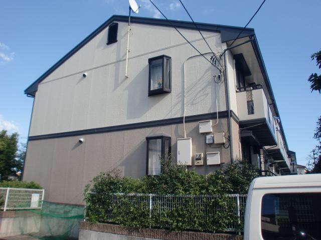 埼玉県さいたま市見沼区、東大宮駅徒歩13分の築22年 2階建の賃貸アパート