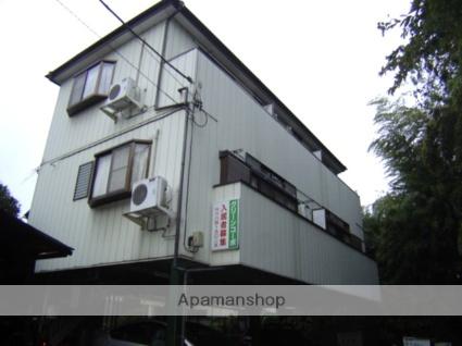 埼玉県さいたま市見沼区、七里駅徒歩6分の築21年 3階建の賃貸アパート