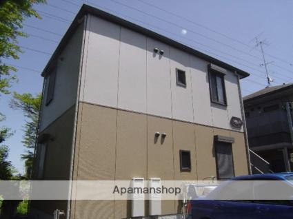 埼玉県さいたま市見沼区、七里駅徒歩9分の築18年 2階建の賃貸アパート