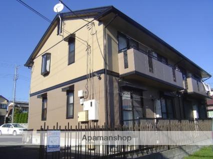 埼玉県上尾市、東大宮駅徒歩7分の築19年 2階建の賃貸アパート