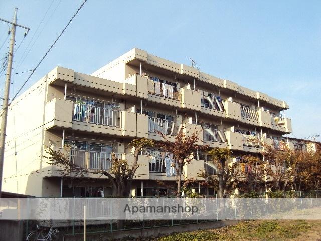 埼玉県さいたま市見沼区、七里駅徒歩8分の築28年 4階建の賃貸マンション