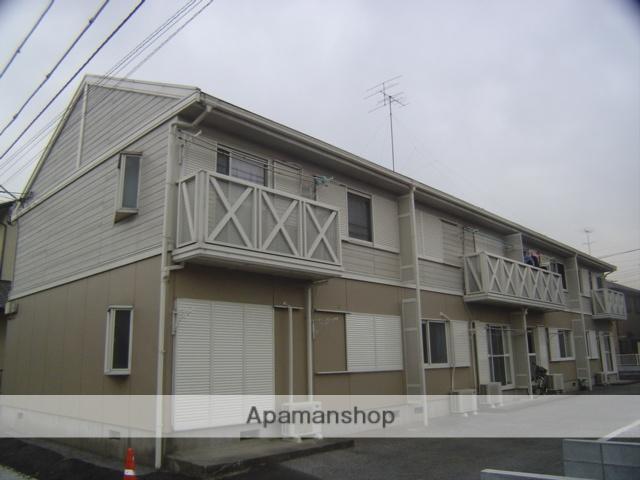 埼玉県さいたま市見沼区、大和田駅徒歩20分の築29年 2階建の賃貸アパート