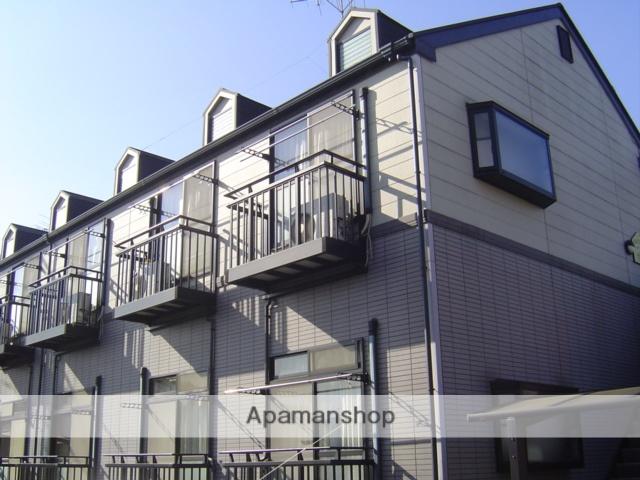 埼玉県さいたま市見沼区、東大宮駅徒歩13分の築19年 2階建の賃貸アパート