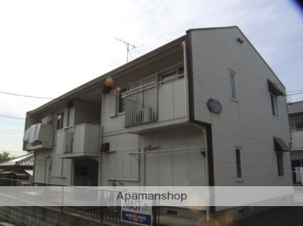 埼玉県さいたま市見沼区、東大宮駅徒歩18分の築28年 2階建の賃貸アパート