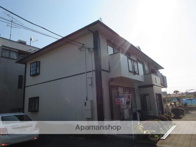 埼玉県さいたま市見沼区、大和田駅徒歩6分の築27年 2階建の賃貸アパート
