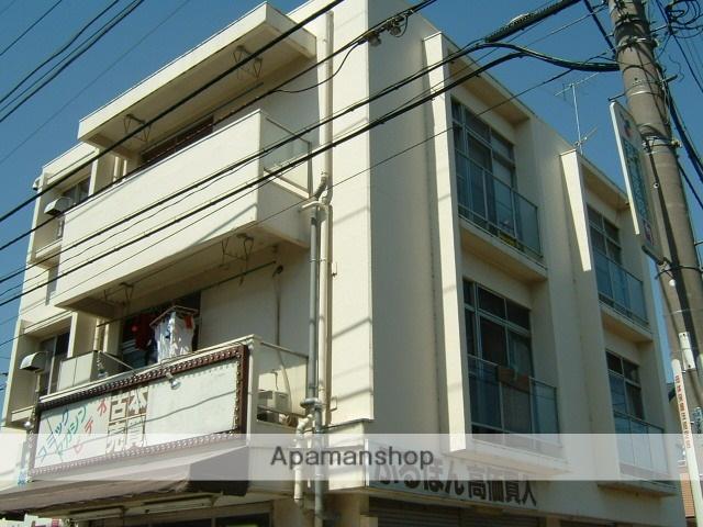 埼玉県さいたま市見沼区、七里駅徒歩4分の築32年 3階建の賃貸マンション