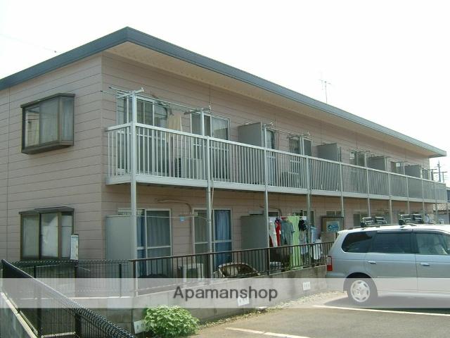 埼玉県さいたま市見沼区、大和田駅徒歩10分の築31年 2階建の賃貸アパート