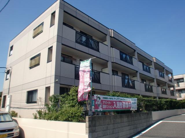 埼玉県蓮田市、蓮田駅徒歩12分の築19年 3階建の賃貸マンション