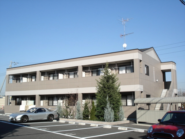 埼玉県蓮田市、蓮田駅徒歩20分の築11年 2階建の賃貸アパート