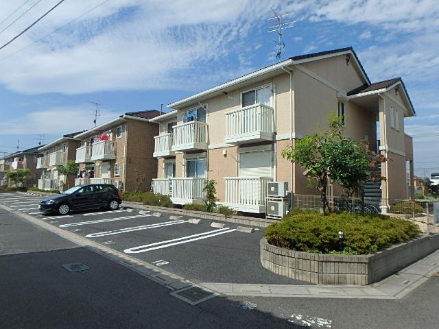 埼玉県上尾市、東大宮駅徒歩9分の築9年 2階建の賃貸アパート