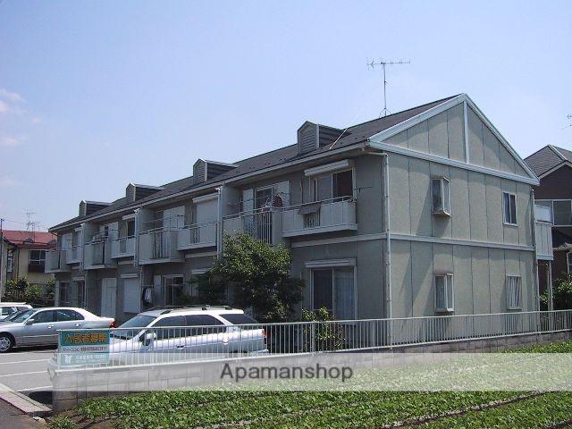 埼玉県さいたま市見沼区、東大宮駅徒歩19分の築25年 2階建の賃貸アパート