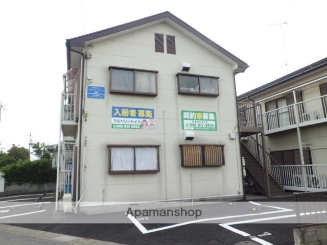 埼玉県蓮田市、蓮田駅徒歩8分の築26年 2階建の賃貸アパート