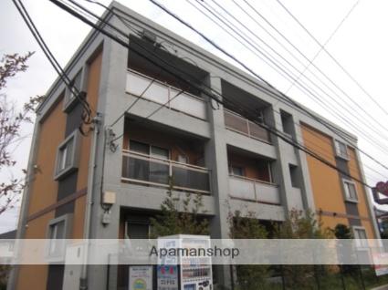 埼玉県北足立郡伊奈町、志久駅徒歩17分の築11年 3階建の賃貸マンション