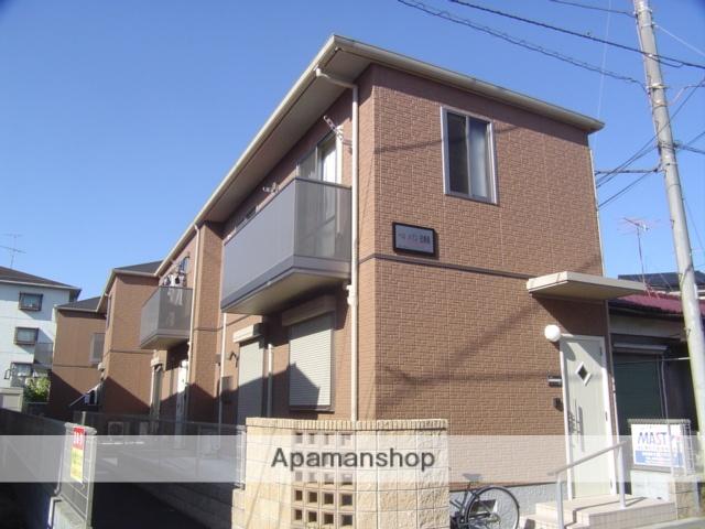 埼玉県さいたま市見沼区、七里駅徒歩20分の築11年 2階建の賃貸アパート