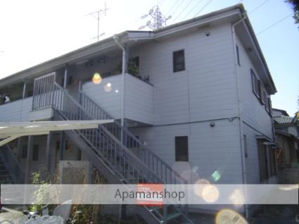 埼玉県さいたま市見沼区、七里駅徒歩10分の築28年 2階建の賃貸アパート
