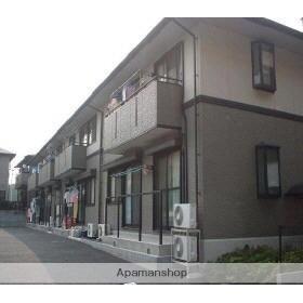 埼玉県北足立郡伊奈町、志久駅徒歩10分の築18年 2階建の賃貸アパート
