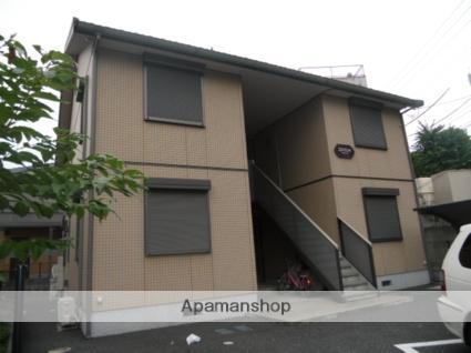 埼玉県上尾市、原市駅徒歩4分の築12年 2階建の賃貸アパート