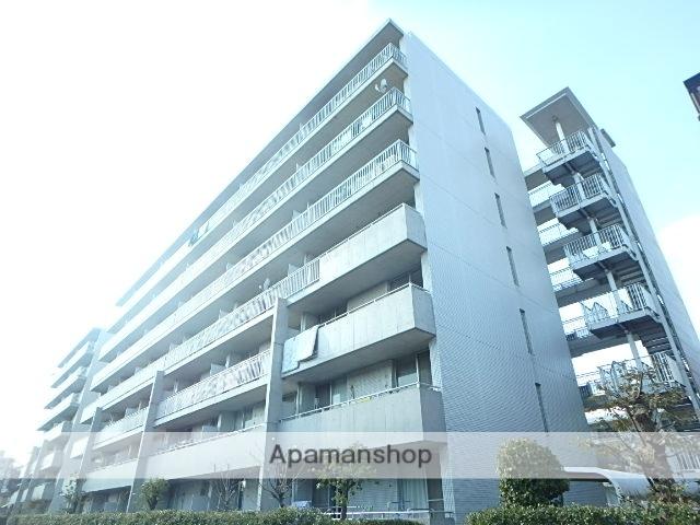 埼玉県さいたま市北区、土呂駅徒歩6分の築19年 7階建の賃貸マンション