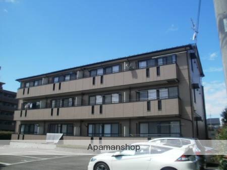埼玉県さいたま市北区、宮原駅徒歩25分の築16年 3階建の賃貸アパート