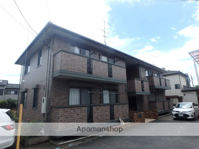 埼玉県上尾市、原市駅徒歩6分の築12年 2階建の賃貸アパート