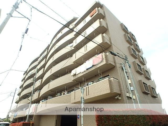 埼玉県さいたま市北区、土呂駅徒歩6分の築20年 7階建の賃貸マンション
