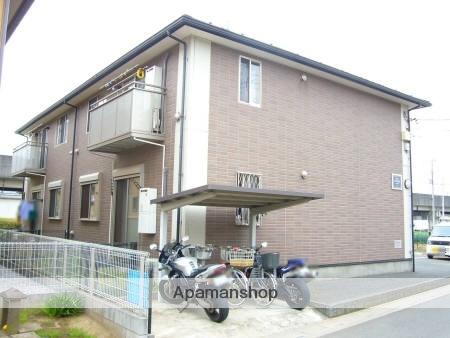 埼玉県北足立郡伊奈町、羽貫駅徒歩20分の築13年 2階建の賃貸アパート