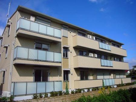 埼玉県さいたま市見沼区、七里駅徒歩13分の築3年 3階建の賃貸アパート