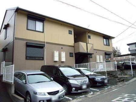 埼玉県さいたま市見沼区、七里駅徒歩22分の築21年 2階建の賃貸アパート