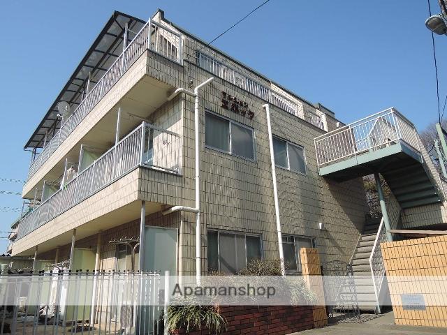 埼玉県さいたま市北区、土呂駅徒歩10分の築30年 3階建の賃貸マンション