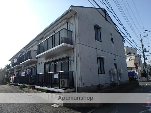 埼玉県さいたま市北区、土呂駅徒歩14分の築23年 2階建の賃貸アパート