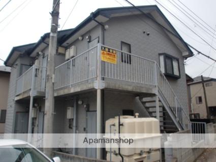 埼玉県さいたま市見沼区、東大宮駅徒歩19分の築14年 2階建の賃貸アパート