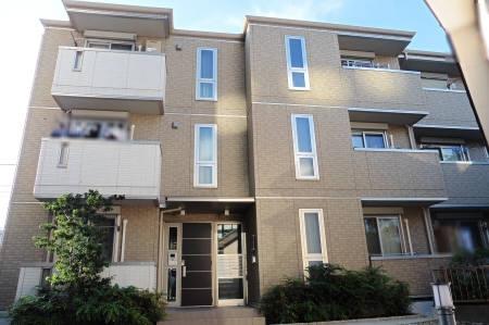 埼玉県さいたま市大宮区、大宮駅徒歩12分の築5年 3階建の賃貸マンション